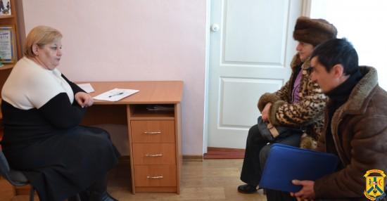Особистий виїзний прийом в приміщенні ДНЗ №24 «Гвоздичка»