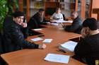 Чергове засідання постійної комісії Первомайської міської ради з питань планування