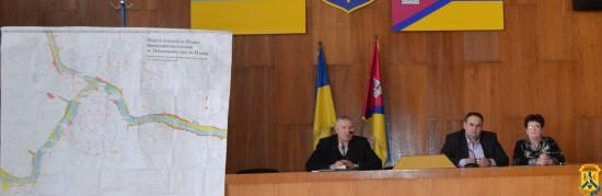Спільне засідання місцевої комісії з питань техногенно-екологічної безпеки та надзвичайних ситуацій і міської комісії з питань евакуації