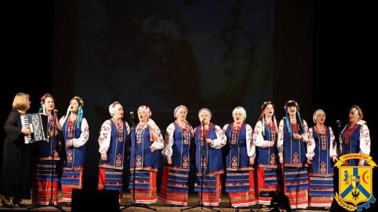 Обласний конкурс серед вокальних колективів художньої самодіяльності «Материнська пісня»