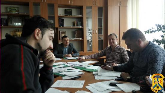 Засідання комісії з питань містобудування