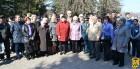 Первомайці відзначали 73-тю річницю визволення міста Первомайська та Миколаївської області від німецько-фашистських загарбників.