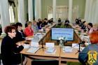 Завершення засідання Секції Асоціації міст України з питань освіти