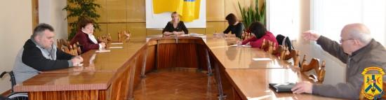 Засідання комітету з забезпечення доступності інвалідів до об'єктів соціальної та інженерно – транспортної інфраструктури