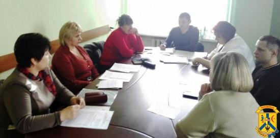 Засідання постійної комісії з питань духовності