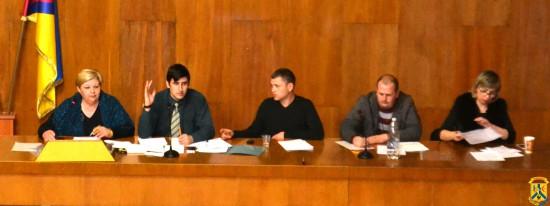 Позачергова сесія Первомайської міської ради
