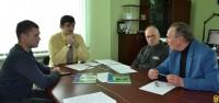 Засідання підготовчого комітету з проведення громадських слухань