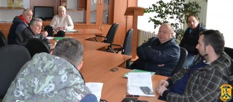 Засідання комісії з питань житлово - комунального господарства