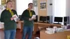 Зустріч із Дмитром і Віталієм Капрановими