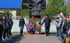 Меморіальні заходи присвячені 31-річниці аварії на Чорнобильській АЕС