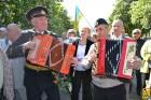 Святкування 72-ї річниці перемоги над нацизмом