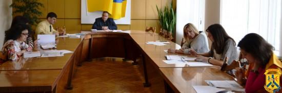 Засідання робочої групи з організації проведення Днів сталої енергії