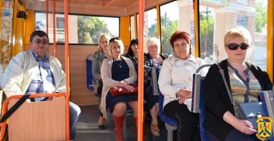 Делегація до Миколаєва на святкові заходи з нагоди відзначення Дня матері та Міжнародного дня сім'ї