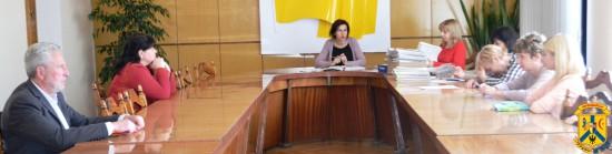 Спільне засідання комісії для розгляду питань надання населенню субсидій