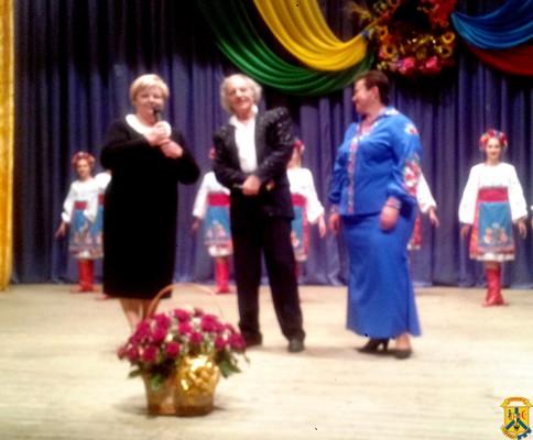 Концерт Василя Зінкевича
