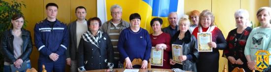 Засідання координаційного комітету по безпечній життєдіяльності населення міста