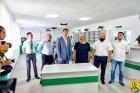 Урочисте відкриття першого сервісного центру МВС нового зразка у Миколаївській області