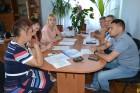 Засідання конкурсної комісії з надання в оренду майна комунальної власності