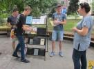 Пересувна книжкова виставка «Польська книга в українській бібліотеці»