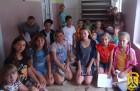 Соціально профілактичні заходи в таборі «Гарт»