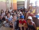Соціально-профілактичні заходи в таборі «Гарт»