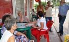 Виїзний прийом громадян міським головою на кварталі №1
