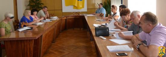 Засідання балансової комісії