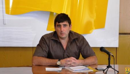 Прес-конференція секретаря міської ради С.Бондарчука