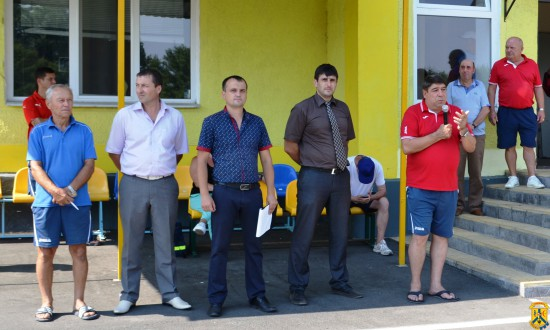 Всеукраїнський турнір з футболу на Кубок пам'яті Л.Г.Кривицького