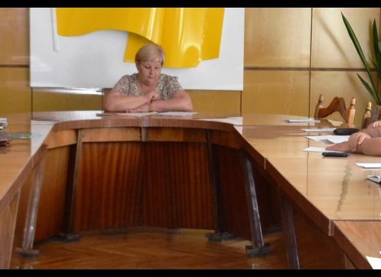 Засідання робочої групи з визначення претендентів для занесення на міську Дошку пошани