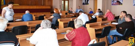 Засідання конкурсного комітету