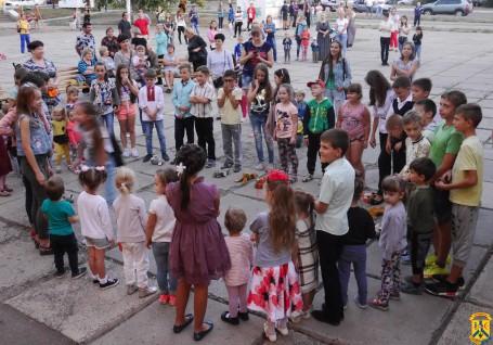 Концертна програма «Місто без окраїн»