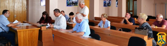 Засідання міського штабу з підготовки міського господарства до опалювального періоду