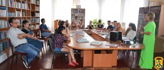 Зустріч, присвячена 80-тій річниці утворення Миколаївської області