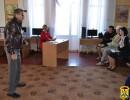 Зустріч «Життя Первомайської міської бібліотеки - 2017»