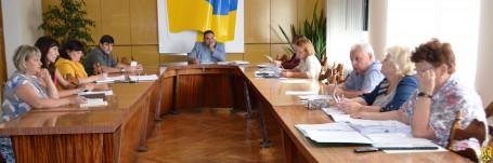 Засідання комісії по розгляду та вивченню механізму формування тарифів