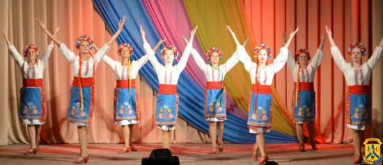Концерт з нагоди Дня працівників нафтової, газової та нафтопереробної промисловості України