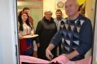 Урочисте відкриття відремонтованого приміщення територіального центру соціального обслуговування