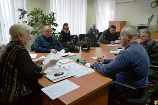 Засідання постійної комісії з питань житлово-комунального господарства