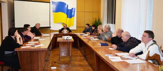 Засідання комісії з питань техногенно-екологічної безпеки та надзвичайних ситуацій