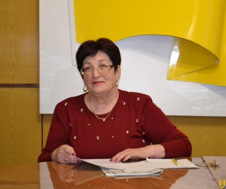 Прес-конференція заступника міського голови по охороні здоров'я та гуманітарних питаннях