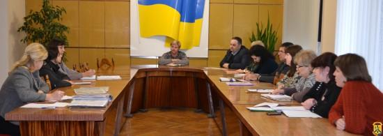 Засідання робочої групи для проведення аналізу діючих регуляторних актів