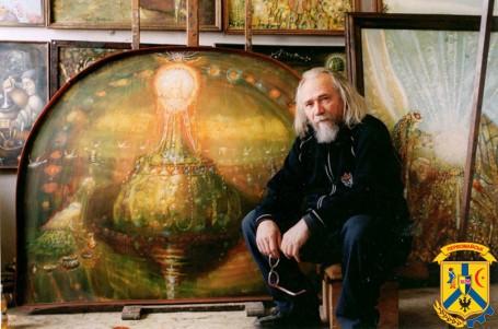 Виставка картин «Свіча роду. Андрій Антонюк»