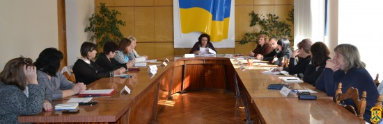 Засідання колегії з питань соціального захисту дітей