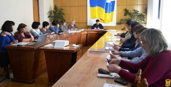 Спільне засідання координаційної ради з питань сім'ї, жінок, дітей та молоді і робочої групи з питань протидії торгівлі людьми