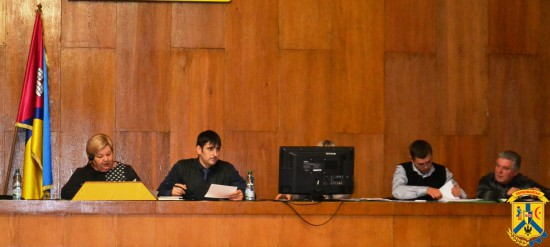 Пленарне засідання чергової 74 сесії Первомайської міської ради