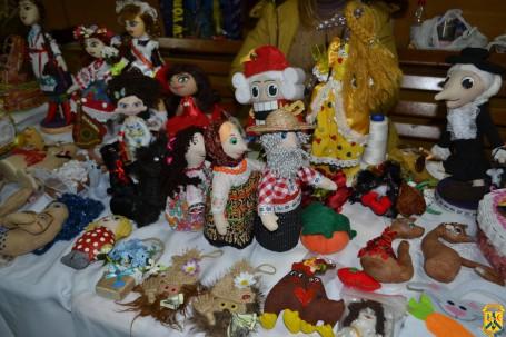 Виставка-ярмарок до Дня Святого Миколая!