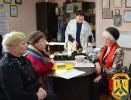 Нарада з головами ветеранських та волонтерських організацій міста