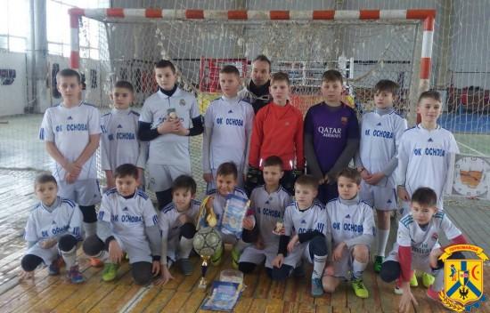 Обласний турнір з міні-футболу серед юнаків