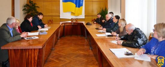 «Круглий стіл» з питання укладання договорів між ОСББ міста та КП «Комунсервіс»